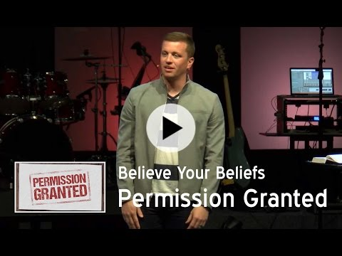 Believe Your Beliefs