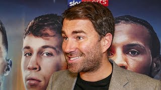 EDDIE HEARN: The only way for Sky to counter DAZN is to INCREASE RIGHTS FEES