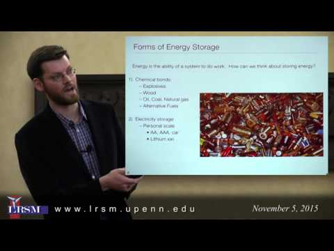 "Neil C. Tomson ""The Problem with Solar Energy, and How to Fix It"""