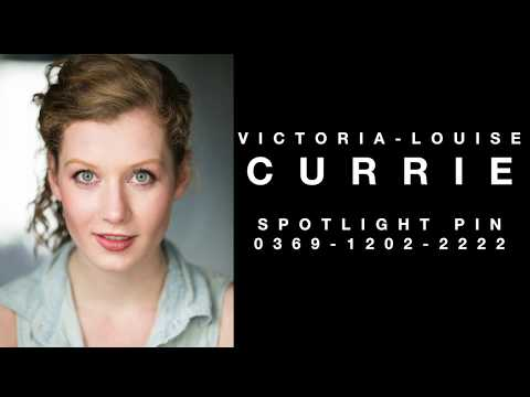 VictoriaLouise Currie Singing Reel 2018