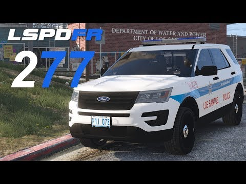 GTA 5 LSPDFR SP #277 Chicago Police Department