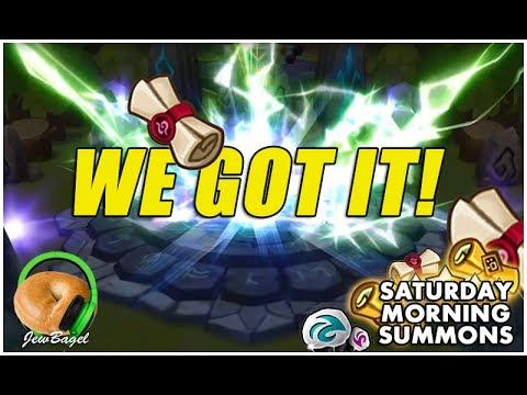 SUMMONERS WAR : Saturday Morning Summons - 1000+ Scrolls - (7/15/17)