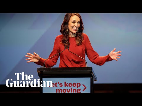 Jacinda Ardern swears in new ministry after 2020 New Zealand general election win – watch live