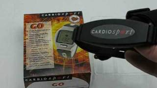 Cardiosport Go Fitness Watch - Yugster.com Deal of the Day