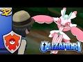 Pokemon Moon - Totem Lurantis, Grassium & A Brutal Mountain - Episode 32