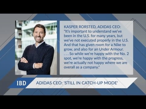 IBD Interview: Adidas CEO On The Battle Vs. Nike, Under Armour In The Key U.S. Market
