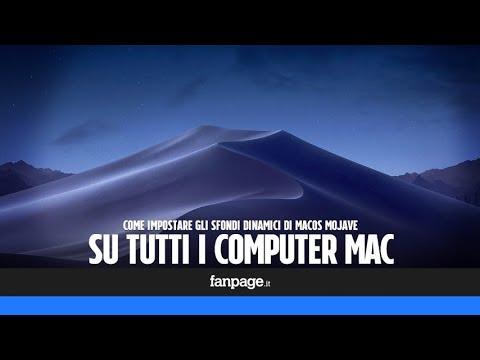 Sfondi Natalizi Apple.Trucchi Mac Come Avere Gli Sfondi Dinamici Di Mojave In Tutte Le Versioni Di Macos