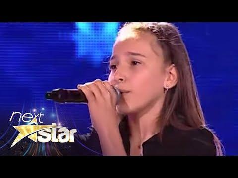 """Rose Marie Lanciu - Whitney Houston - """"I have nothing"""" - Next Star"""