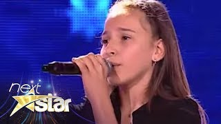 "Rose Marie Lanciu - Whitney Houston - ""I have nothing"" - Next Star"
