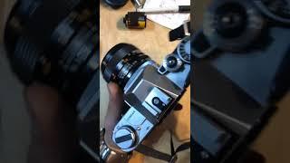Canon at-1 at1 slr operation v…