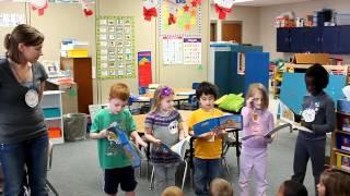Kindergarten Readers Theater