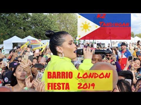 Скачать KZ Tandingan at BARRIO Fiesta Sa LONDON 2019 - смотреть онлайн -  Видео