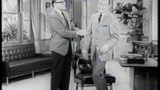 Bob Hope on The Jack Benny Programme -