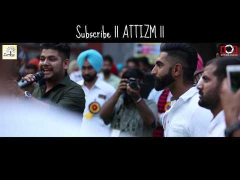 Parmish Verma & Dilpreet Dhillon Live Performance || ATTIZM
