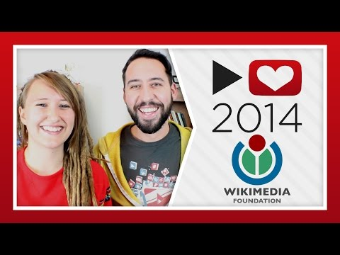 Project for Awesome 2014: The Wikimedia Foundation