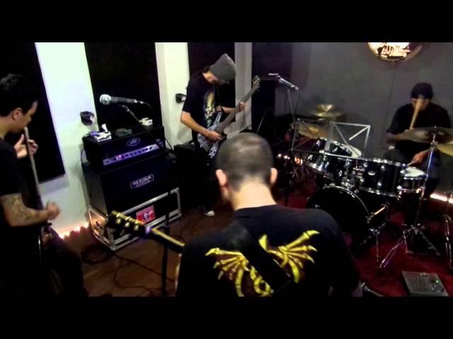 Rage Darkness - Rehearsal