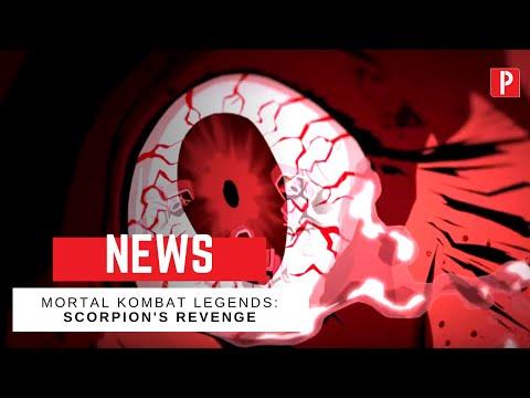 Mortal Kombat Legends: Scorpion's Revenge   Red Band Trailer