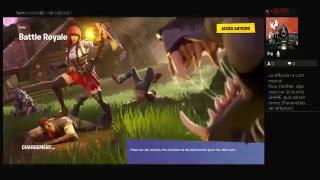 Live fortnite fr[ps4] game abo