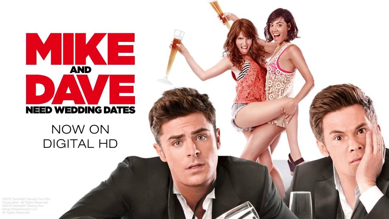 Mike And Dave Need Wedding Dates 2016.Mike And Dave Need Wedding Dates Deleted Scene Vudu Exclusive