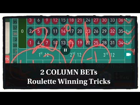 Online roulette tricks win
