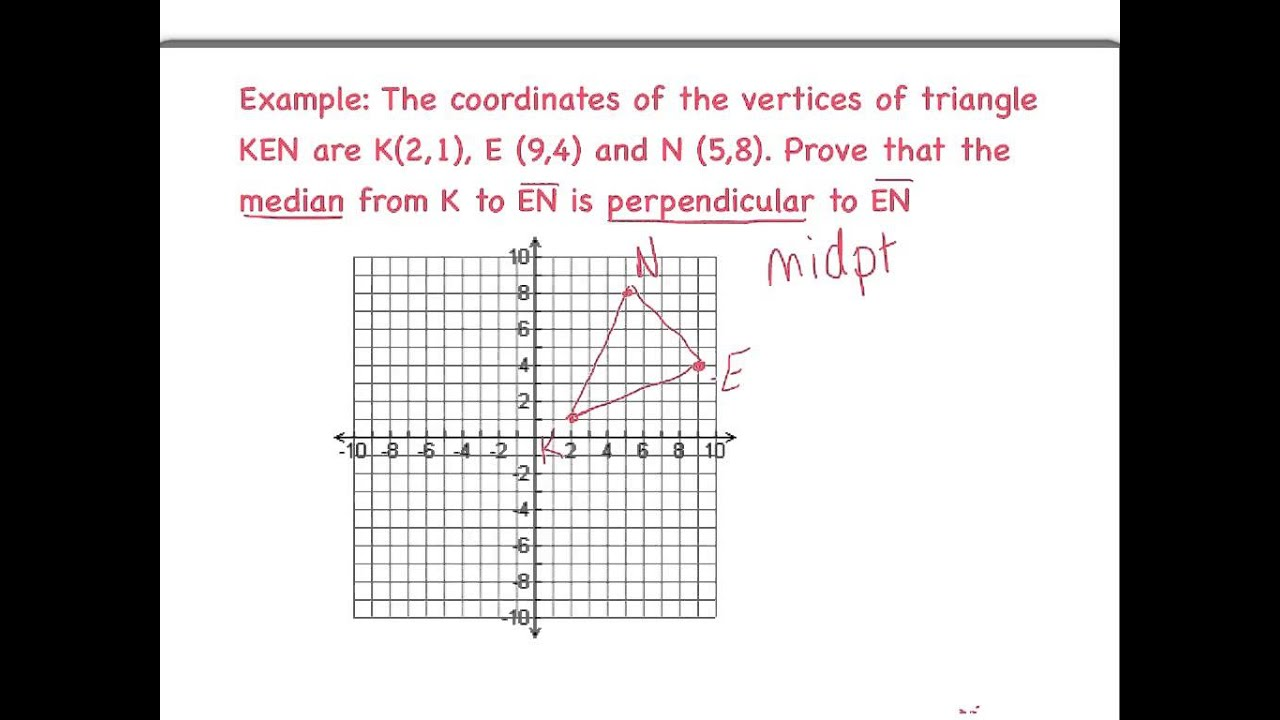 Intro to coordinate geometry proofs youtube intro to coordinate geometry proofs ccuart Gallery