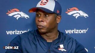 Postgame press: Coach Joseph after #DENvsAZ