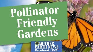 Pollinator Friendly Gardens