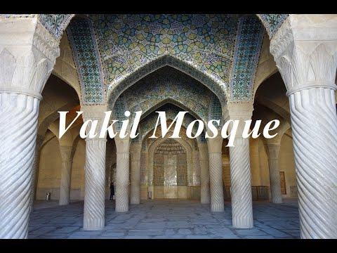 Iran/Shiraz (Beautiful Vakil Mosque & Bazaar) Part 54