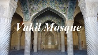 Iran/Shiraz (Beautiful Vakil Mosque & Bazaar) Part 54