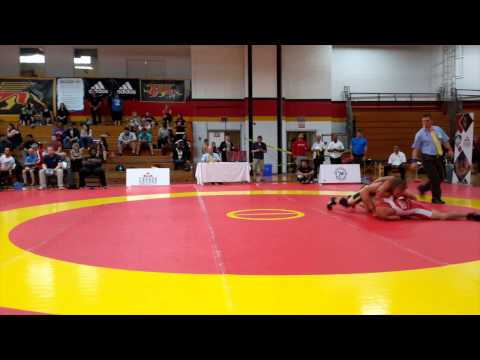 2015 Canada Cup: 61 kg Adam MacFadyen (CAN) vs. Michael Asselstine (CAN)