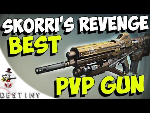 Revenge pulse rifle best crucible weapon iron banner rank 5