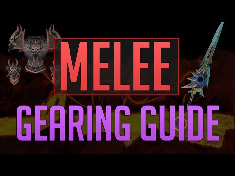 In-depth Melee Gearing Guide | Runescape 3