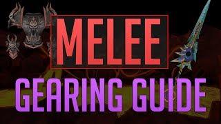 In-depth Melee Gearing guide   Runescape 3