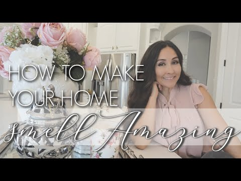HOW TO MAKE YOUR HOME SMELL FRESH & INVITING || EASY DIY'S AIR FRESHENERS