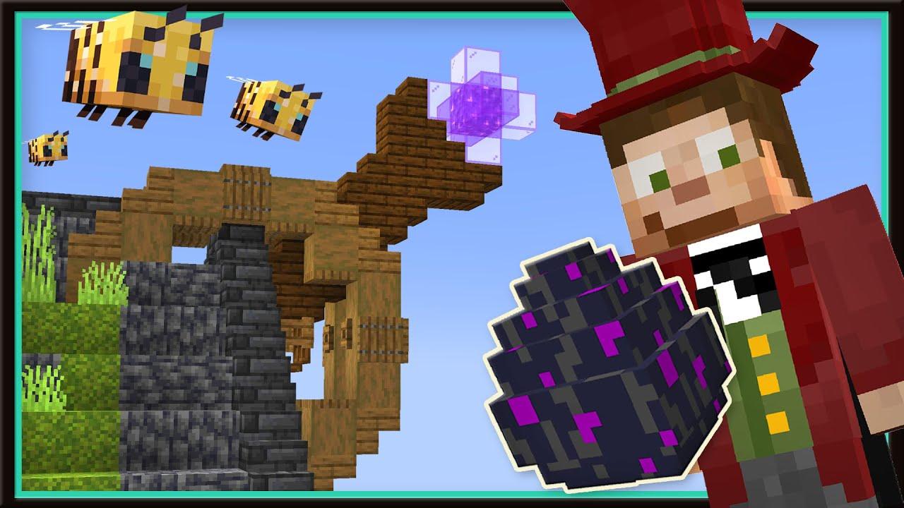 Hermitcraft 8 Episode 5:  Bee-serk For Tegg!