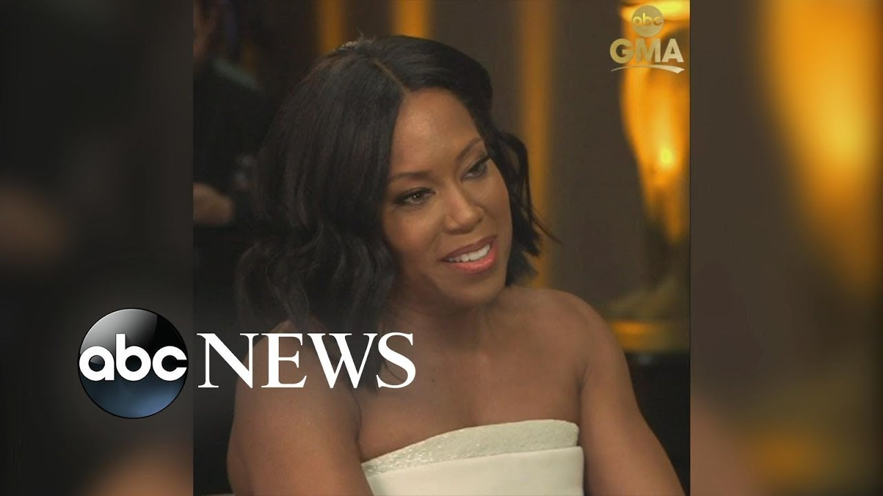 Oscars 2019: Regina King Takes Home Her First-Ever Academy Award