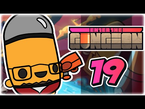 Unlocking the Robot | Part 19 | Let's Play: Enter the Gungeon | Pilot PC Gameplay