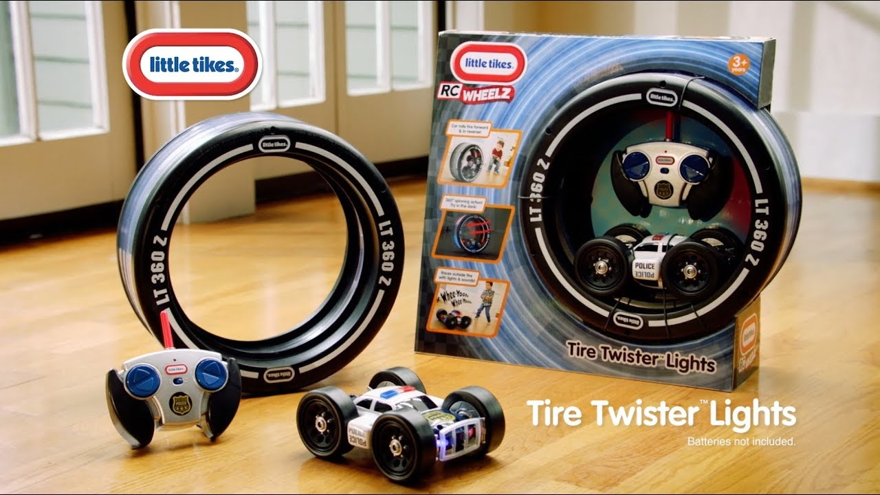 Little Tikes Tire Twister Lights 30 Youtube