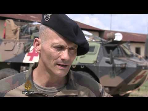 UN sends new peacekeeping force to CAR