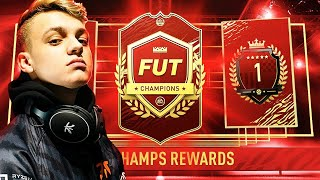 1ST IN THE WORLD REWARDS??? #FIFA21 Ultimate Team
