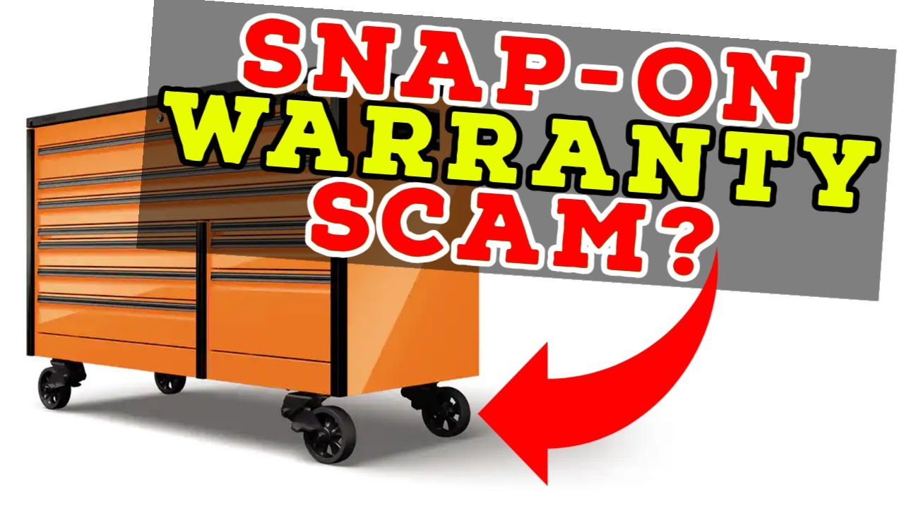Snap-On Lifetime Warranty Scam? (Prices go Up while denial rates rise as well!)