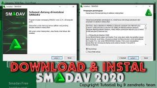 Download Lagu Tutorial Cara Download Smadav dan Instal Smadav Di Laptop | Smadav Terbaru 2020 - Mudah & Simpel mp3