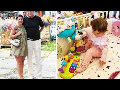 «Одно лицо с Максимом»: Годовалая дочь Эммануила Виторгана растет копией старшего брата