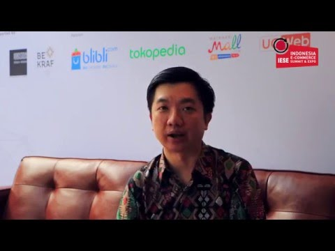 William Tanuwijaya mengenai E-Commerce dan IESE 2016