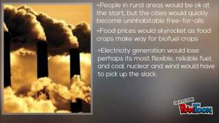 DISADVANTAGES WITHOUT FOSSIL FUELS