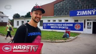 Daytripping With Tomas Tatar | A Tour Of Dubnica