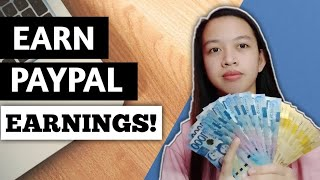 $1 LANG MININIMUM PAYOUT! DIRECT TO PAYPAL ( LEGIT PAYING APP IN 2020 PHILIPPINES)Earn paypal money