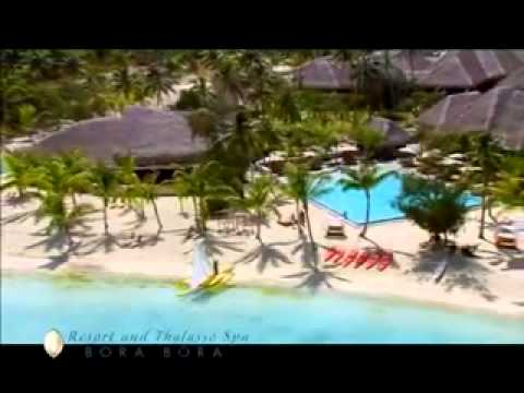 Viajar a Polinesia/ Hotel Intercontinental Bora Bora Resort  Thalasso & Spa