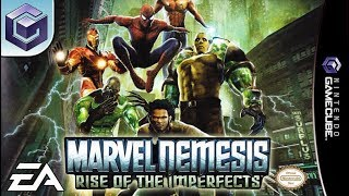Longplay of Marvel Nemesis: Rise of the Imperfects