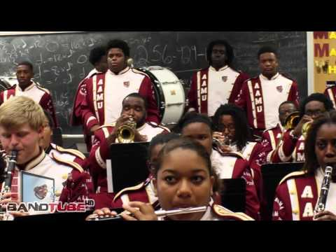 """Band Room Exclusives: Alabama A&M University """"Lover"""